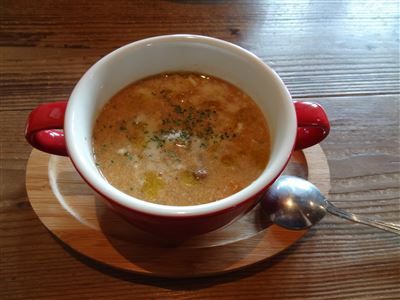 スープランチのスープ