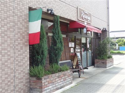 リッカリーナのお店の外観