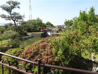 船頭平河川公園1