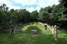 チェヨン将軍のお墓
