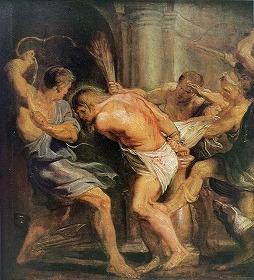 キリストの鞭打ちPeter Paul Rubens