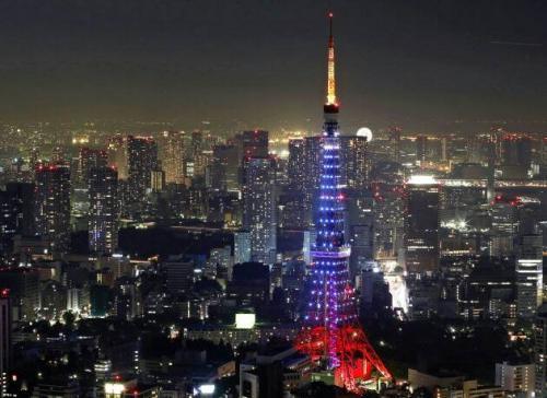 東京タワー・サムライブルー