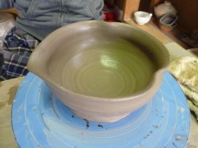 陶芸教室・ますみさんの作品