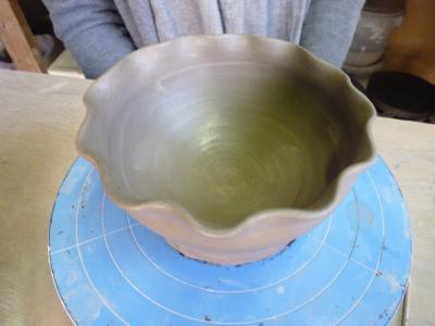 陶芸教室・なおこさんの作品