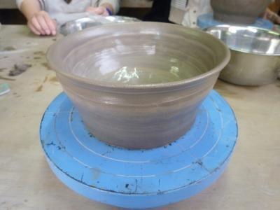 陶芸教室・5月の作品