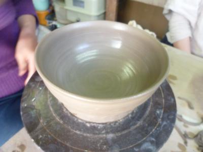 陶芸教室・5月先生の作品