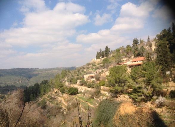 ユダの山地