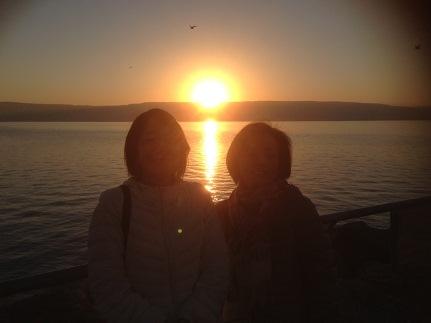ガリラヤ湖 youko