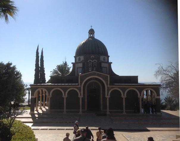 山上の垂訓教会
