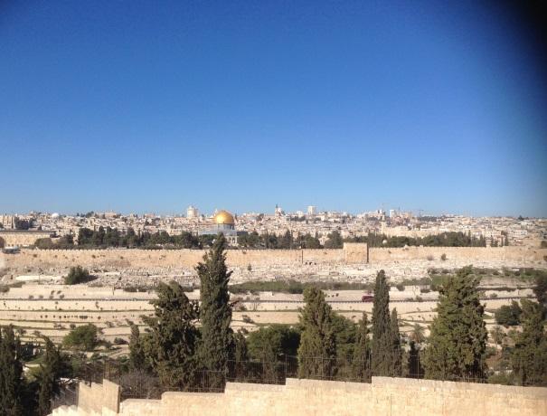 アア、エルサレム