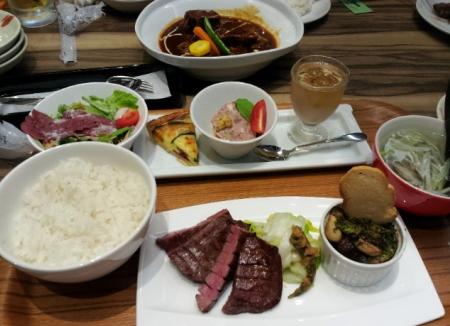 限定定食&牛タンシチュー
