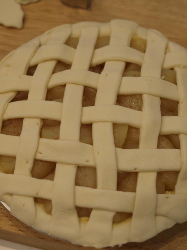 アップルパイ工程2