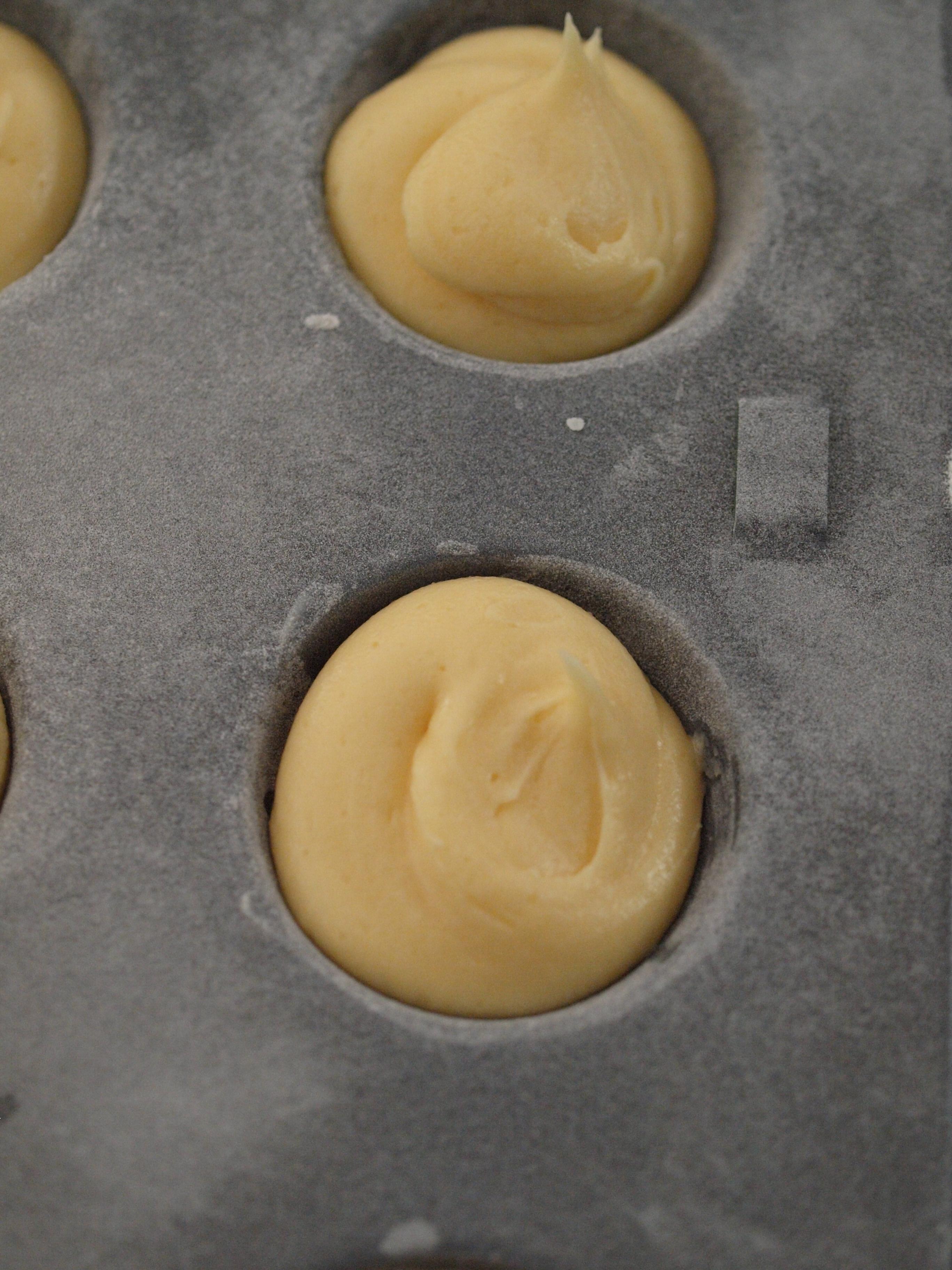 ケーキポップス工程1