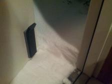 2014年の2度目の大雪1