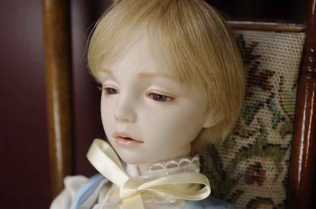 美少年dollを作りたい。