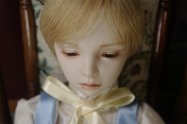 美少年人形が作りたい。
