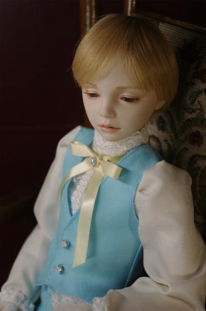 美少年人形が作りたくて 星夜