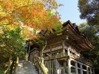 石川県屈指の紅葉名所、那谷寺