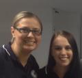 Tania & Maree 2014 アロマスクール マッサージスクール オーストラリア