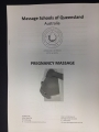 Pregnancy Massage 2 アロマスクール マッサージスクール オーストラリア