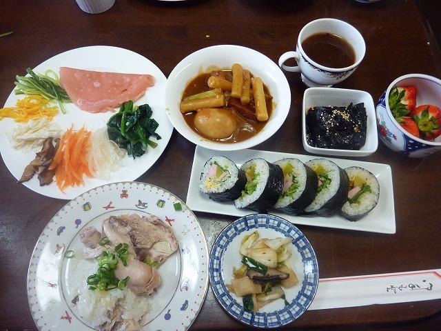 韓定料理 006