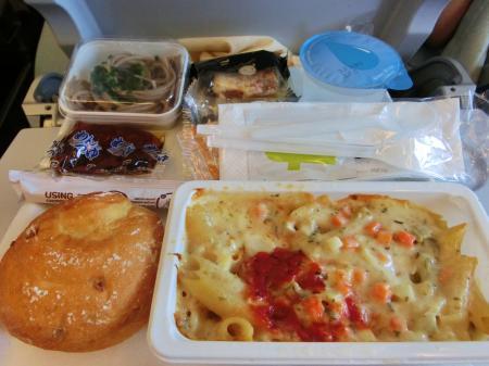 finnair 機内食 10