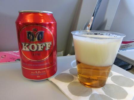 KOFF beer