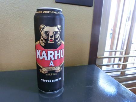 KARHU A beer
