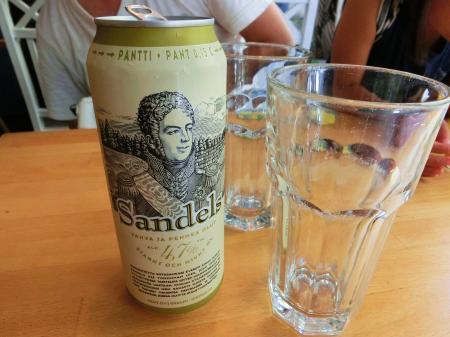 Sandels beer