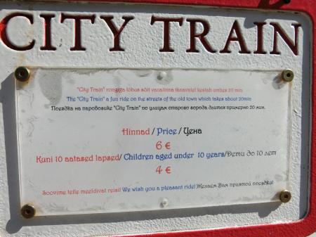 tallinn city train 2