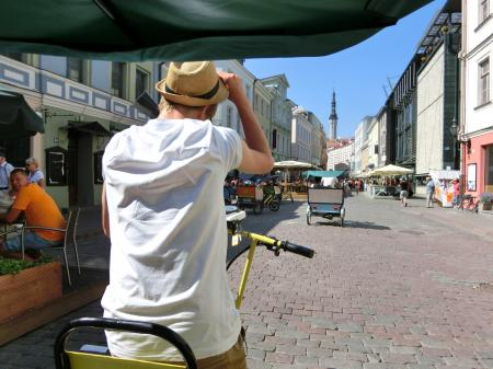 tallinn city bicycle 4