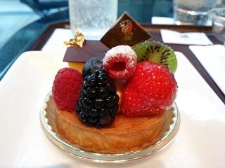 The Ritz Carlton Tokyo CafeDeli①