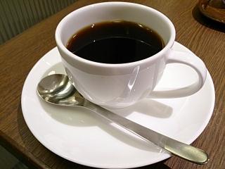 上島珈琲店 ブレンドコーヒー¥350
