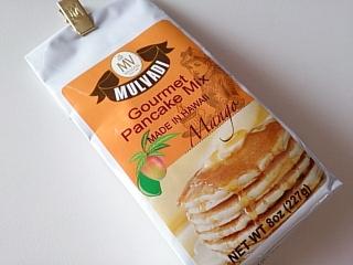 カルディ マルヴァディパンケーキミックス マンゴー味¥498