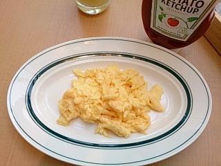 Eggs n Things エッグ2個¥300