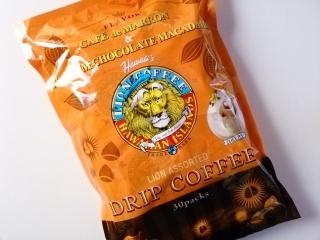 コストコ ライオンドリップコーヒー¥1898