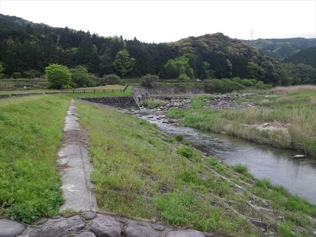 近所の河川公園