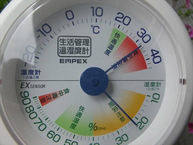 33℃でした~!