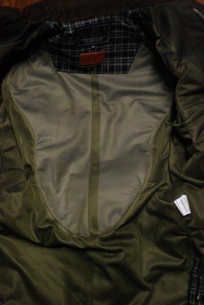 MFJ-1861 ブリテッシュワックスドジャケット