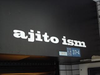 ajito ism 看板