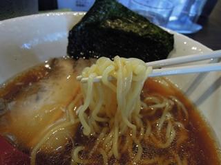 らー麺生粋 らーめん 醤油味(麺)