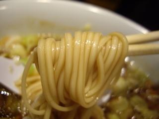 中華そば しながわ 稲庭中華そば(麺)