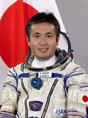 若田宇宙飛行士