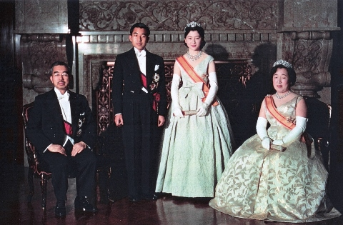 昭和天皇陛下