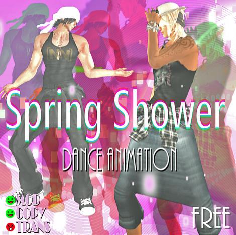 SpringShower POP