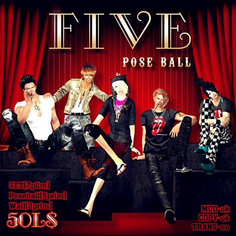five-PB POP
