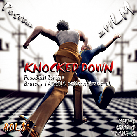 pb-knockdown POP