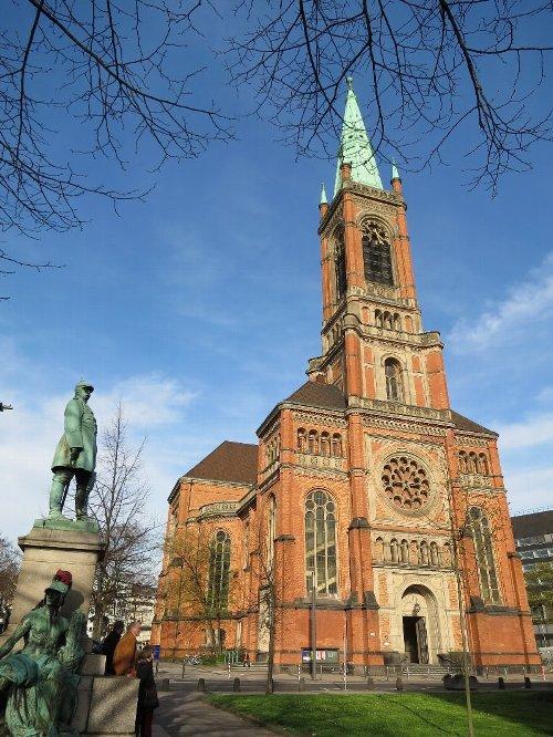 2014年3月19日デュッセル市内観光 068