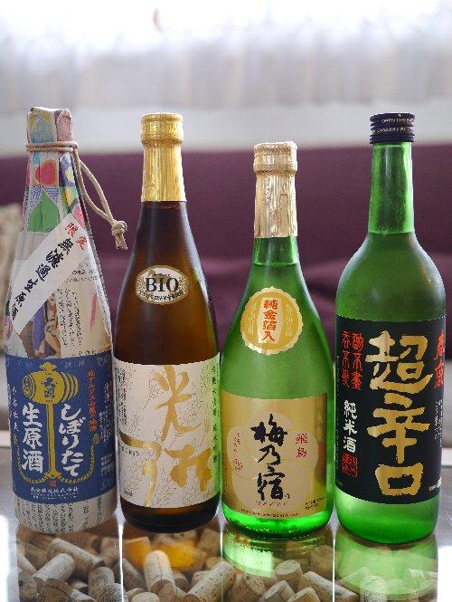 2014年4月24日 日本酒&お花見ごはん 003
