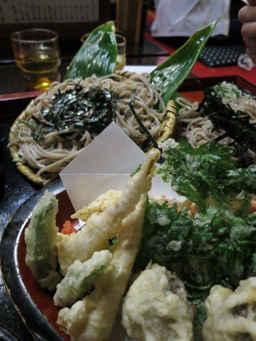 2014年10月29日飛騨蕎麦 001
